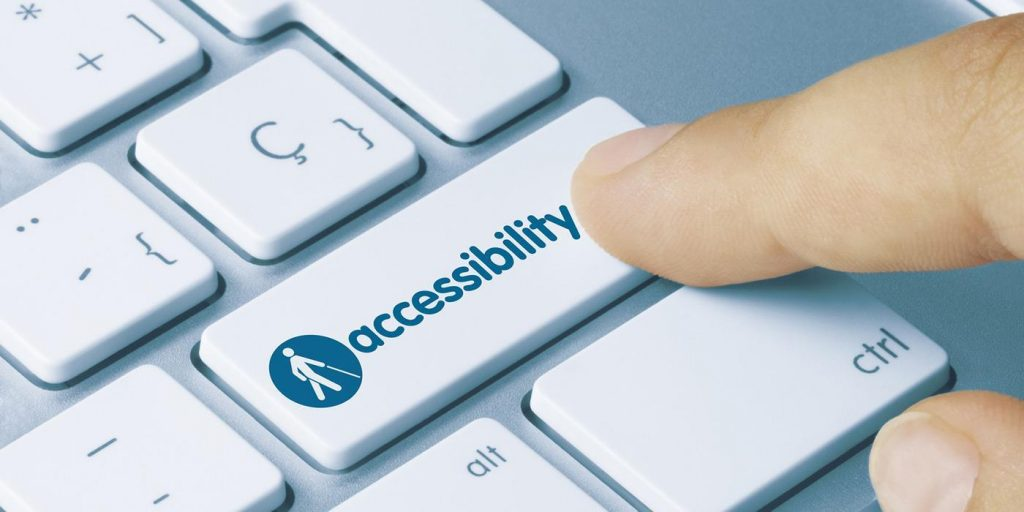 Using accessibility guidelines to improve test quality and robustness